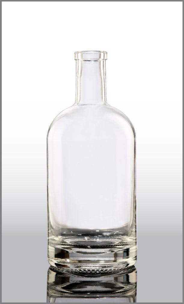 750ml Nordic FL 33-400ST FB #L846RT - sold by Universal Packaging