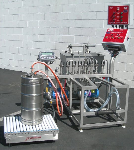 """SQUIRE """"PLUS 2"""" - sold by IDD Process & Packaging, Inc."""