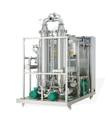 Dairy filtration equipment