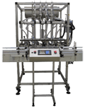 Bottling machinery