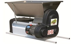 Motorized Grape Crushers and Destemmers