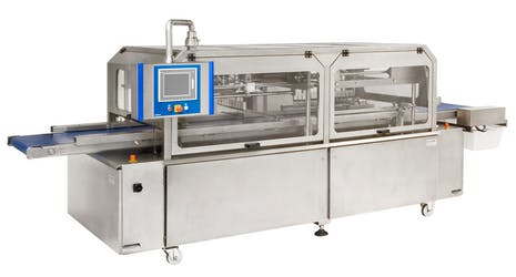 Bakery cutting machines