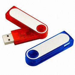 Promotional flash drives