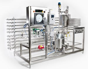 Flash / High Temp Short Time (HTST) Pasteurizers