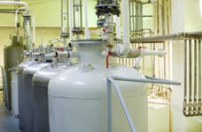 Distillery filtration equipment
