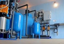 Water filtration equipment