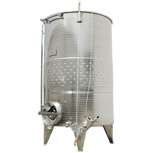 Conical Wine Tanks